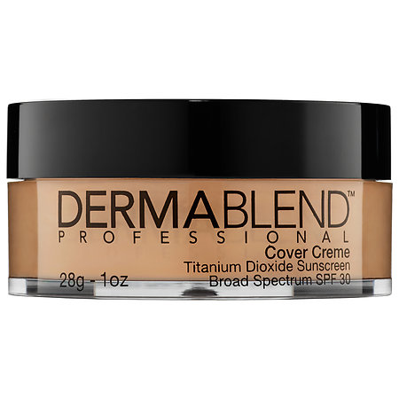 Dermablend Cover Cream - Warm Ivory