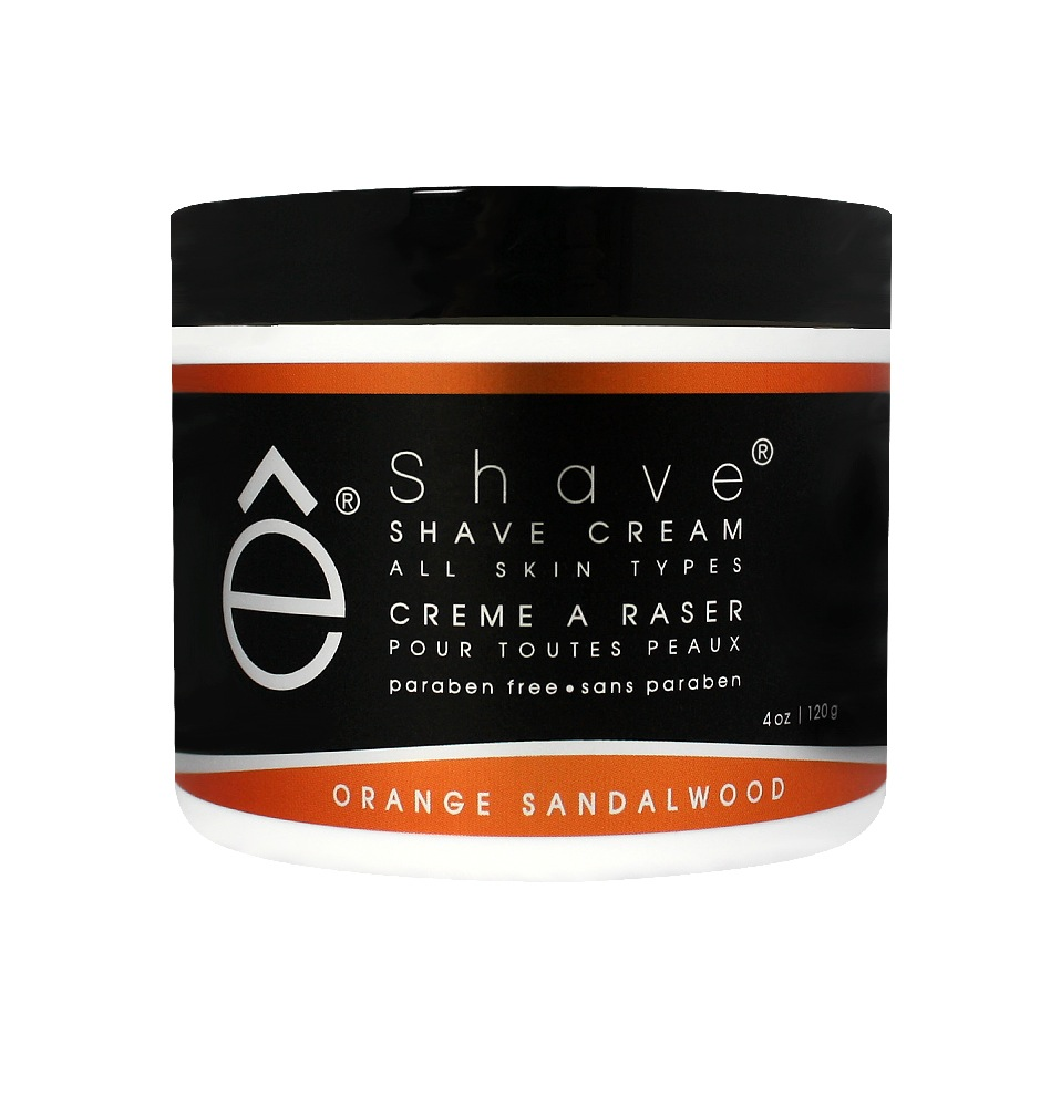 eShave Shave Cream Orange Sandalwood