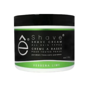 eShave Shave Cream Verbena Lime