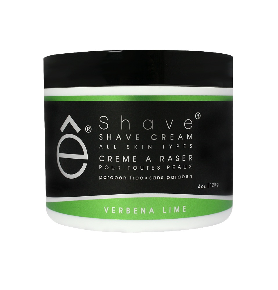 eShave Shave Cream Verbena Lime