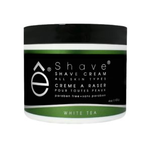 eShave Shave Cream White Tea