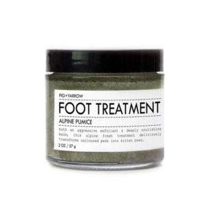 Fig + Yarrow Foot Treatment