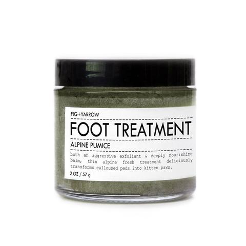 Fig + Yarrow Foot Treatment