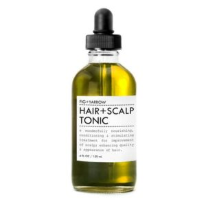 Fig + Yarrow Hair + Scalp Tonic