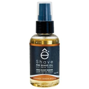eShave Pre Shave Oil Orange Sandalwood